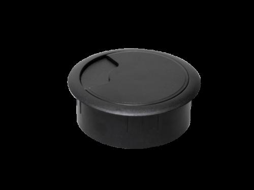 CABLE OUTLET - BLACK D-63mm