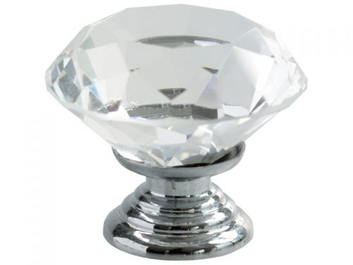 Diamante Handles & Knobs