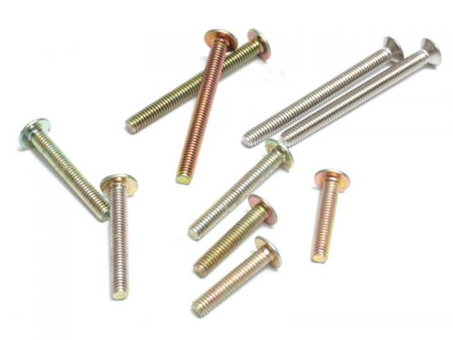 SCREWS - HANDLE SCREWS 4X50mm S/S