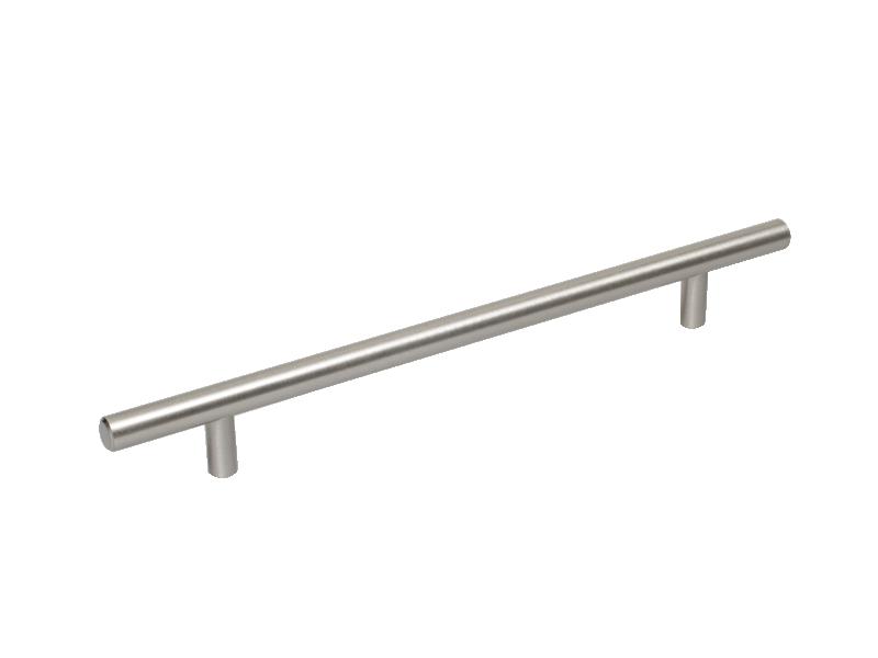 STEEL 76 X 126mm BARREL HANDLE BN