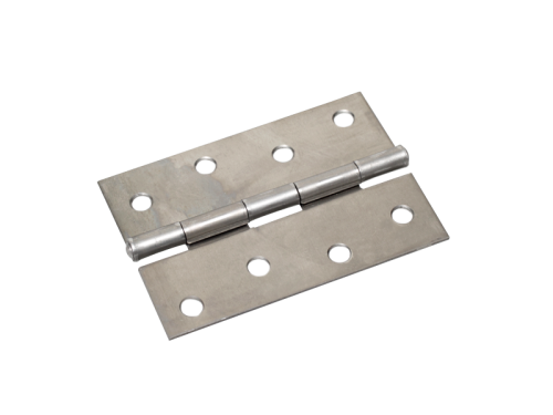 HINGE -BUTT - STEEL - 100*68*1.6mm (PAIR)