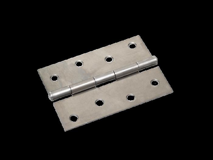 HINGE -BUTT - STEEL - 100*68*1.6mm (PAIR)