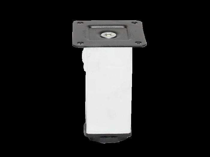 SOFA LEG - SQUARE (40*40) ADJ 120mm CP