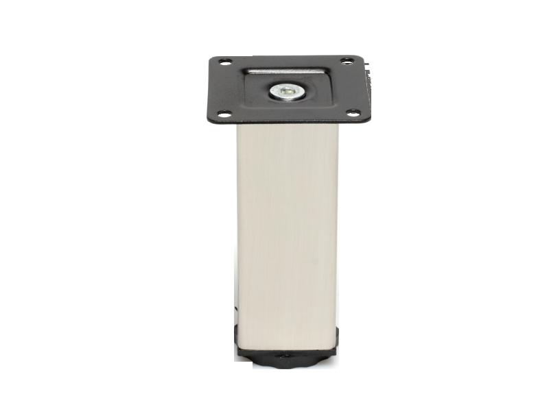 SOFA LEG - SQUARE (40*40) ADJ 120mm BSN
