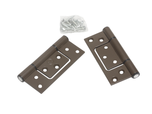 HINGES - BRONZE 46.5mm ALUM SINKLESS