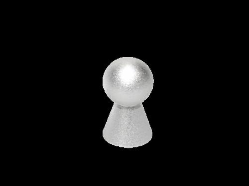 KNOB - PAWN KNOB 15mm S/C