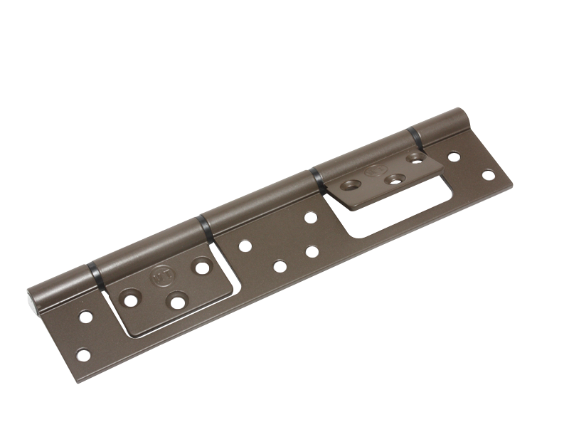 HINGES - DBL ALUM S/L 46mm BRONZE