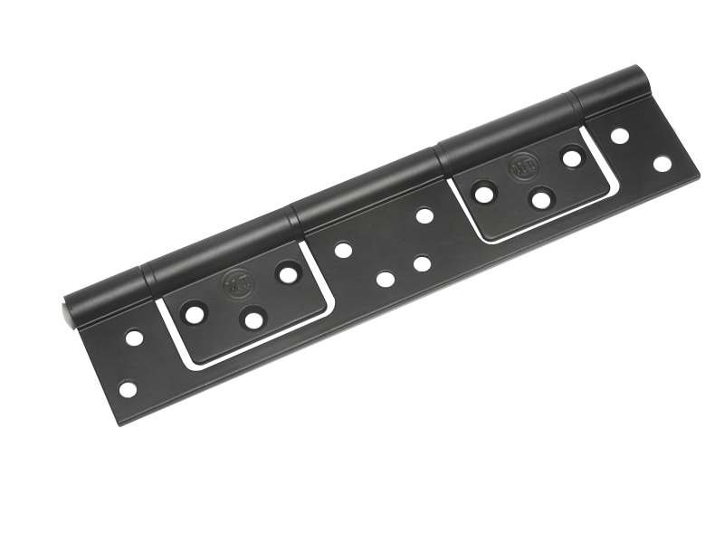 HINGE - DBL ALUM S/L 46mm BLACK