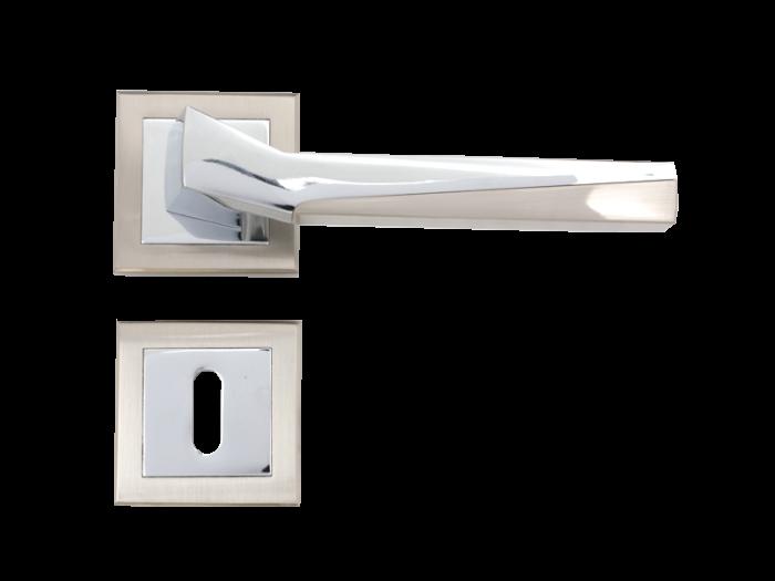 LEVER DOOR - Z1319E8 SN + CP - KEY TYPE