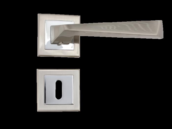 LEVER DOOR - Z1321E8 SN + CP - KEY TYPE