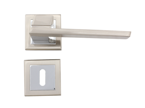 LEVER DOOR - Z1324E8 SN + CP - KEY TYPE