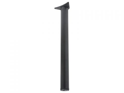 TABLE LEG 80 x 870 MATT BLACK