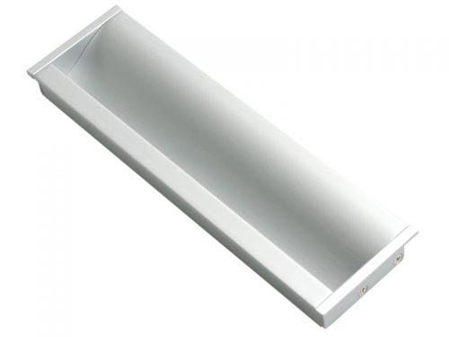 ZINC RECTANGLE HANDLE 128/150mm (YX316)
