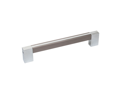 2-TONE SQUARE BAR 160mm BR BRONZE