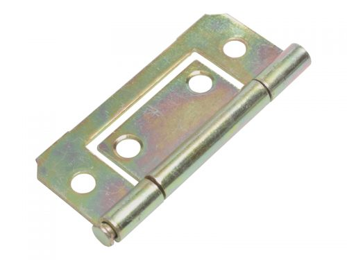 HINGE - FLUSH HINGE 50mm YELLOW PACIFATE