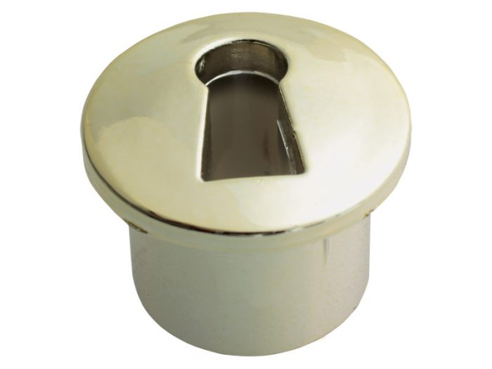 ESCUTCHEON - PLASTIC (GOLD)BP (5000)