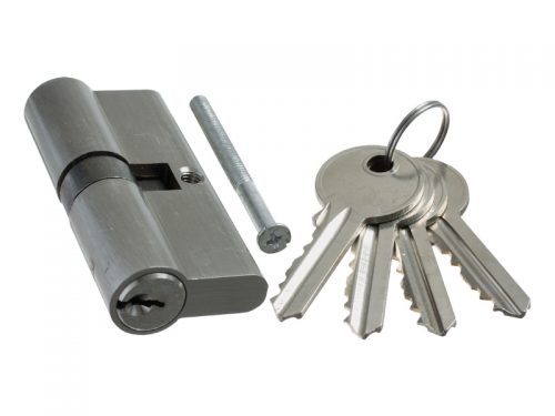 CYLINDER LOCK 70mm - BSN REGULAR KEY(4)