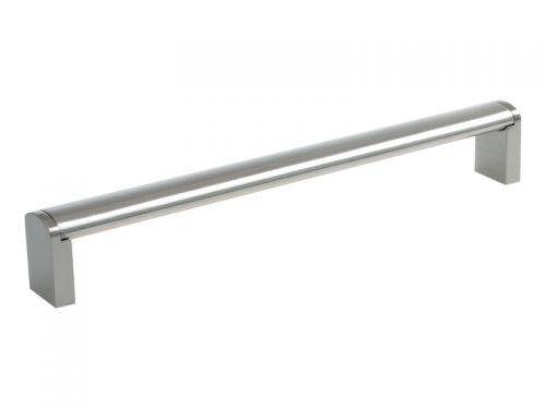 S/S OVAL HANDLES E682 - 742 X 750mm