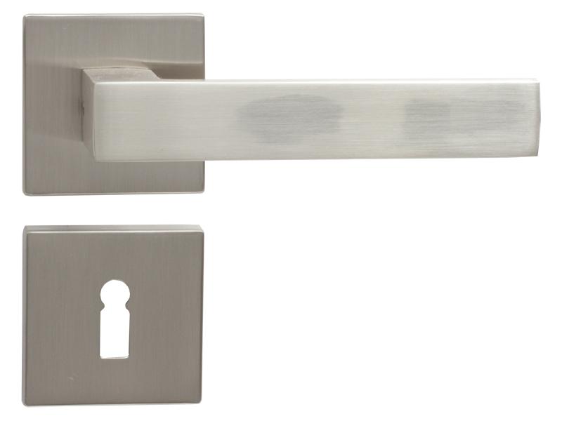 LEVER DOOR HND- Z5-4873 BN KEY