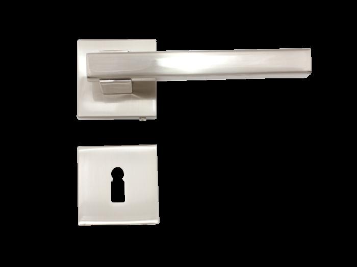 LEVER DOOR HND - Z5-4876 BN KEY
