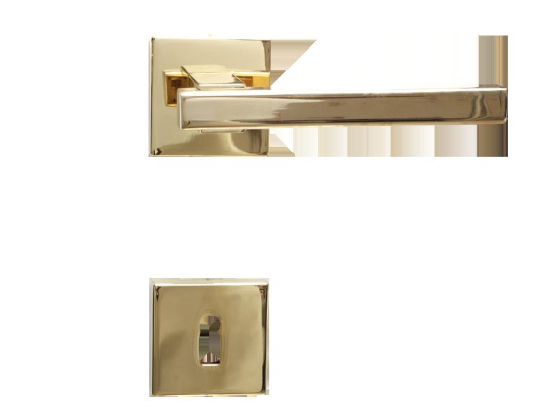 LEVER DOOR HND - Z5-4876 PVD KEY