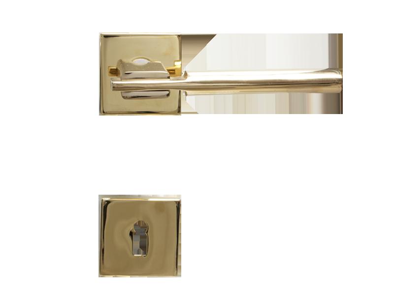 LEVER DOOR HND-Z5-4838 PVD KEY