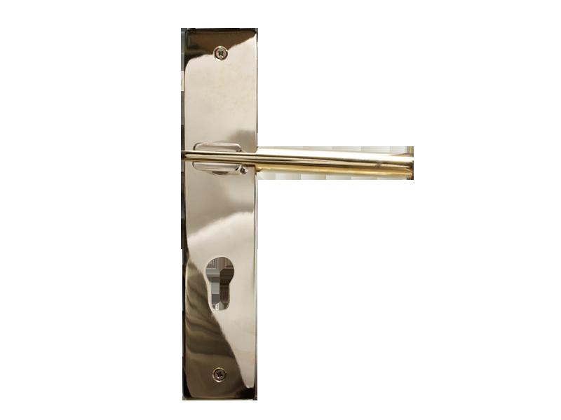 LEVER DOOR HND-Z5-9338 PVD CYLINDER