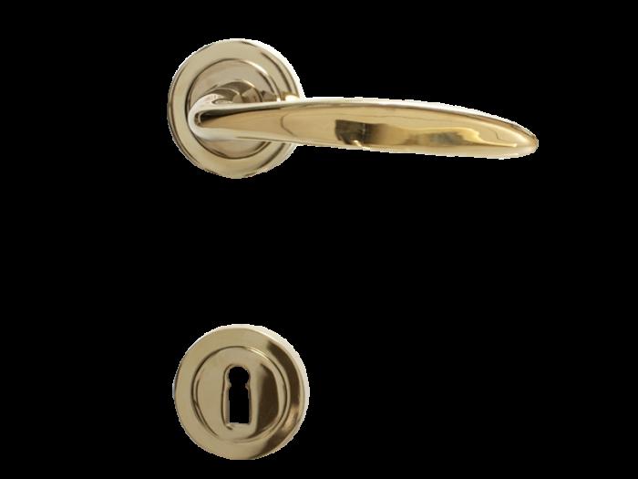 LEVER DOOR HND-Z6-5123 PVD KEY