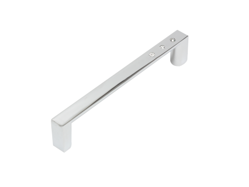 DIAMANTE BAR - 3 CRYSTAL - 128mm - CP