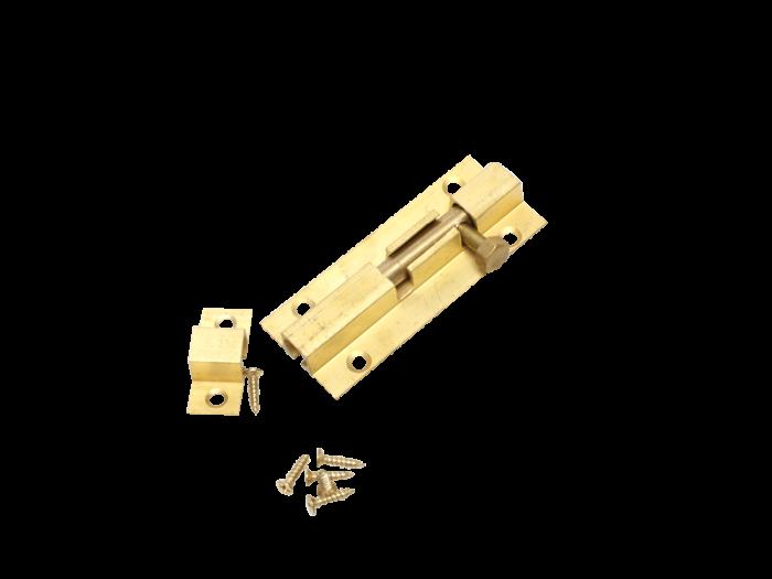 BARREL BOLTS - 63 mm STRAIGHT PB