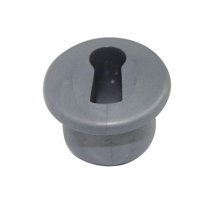 ESCUTCHEONS - PLASTIC GREY (7500PCS)