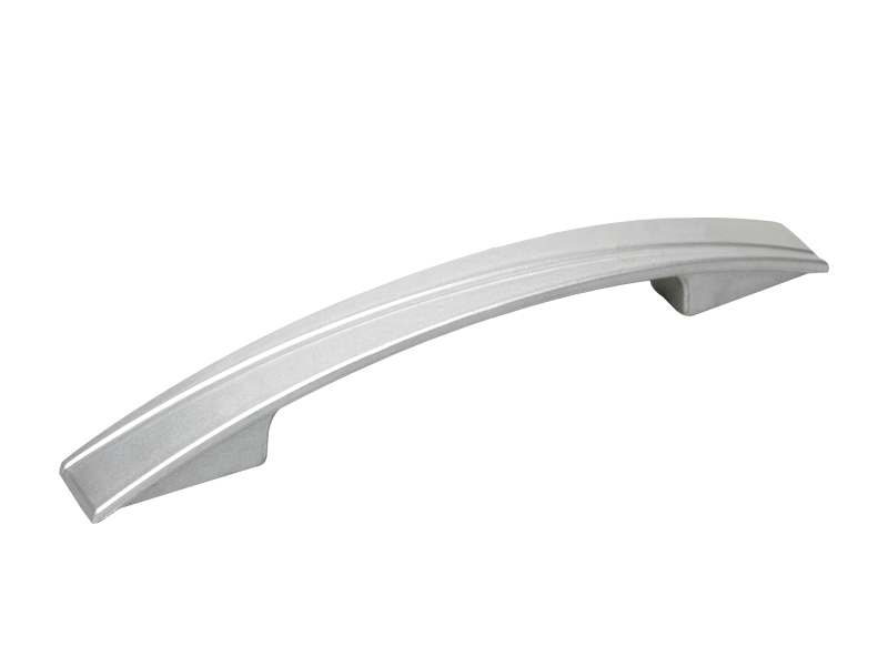PLASTIC HANDLE - SNAKE LIGHT GREY