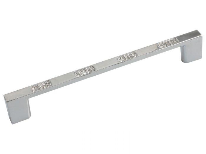 DIAMANTE - NARROW BAR 128mm CP