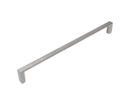 DIAMANTE BAR - 3 CRYSTAL - 256mm - BN