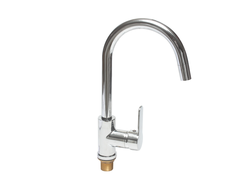 KITCHEN TAP - ROUND